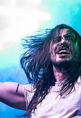"Andrew W.K. ""The Party Never Dies"" Tour Live in Concert at Brooklyn Bowl Las Vegas Sept. 30"