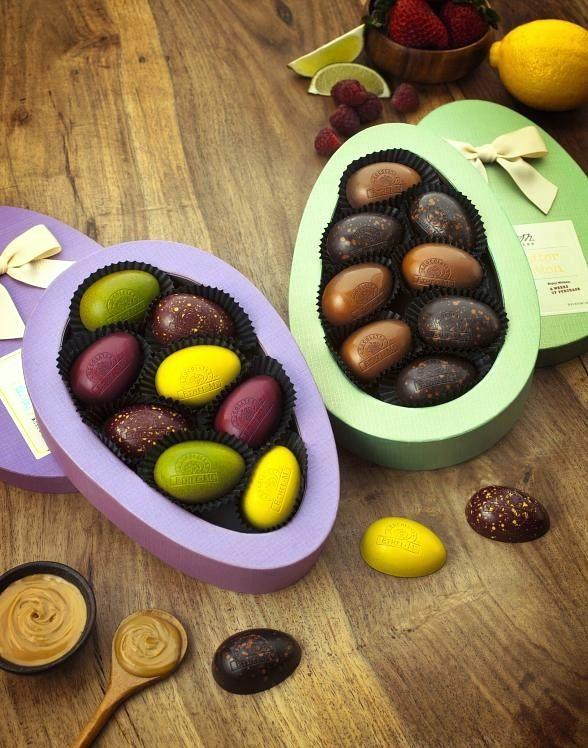 Ethel M Chocolates Hatches Limited-Time-Only 2012 Easter Collection