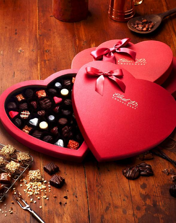 Spread the Love with 2012 Valentine's Collection by Ethel M Chocolates