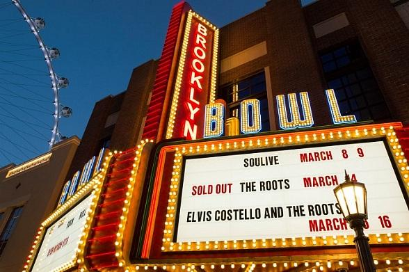 Brooklyn Bowl Partners with United Blood Services;Save Lives Jan. 2 - 15 & Earn a Voucher for a Free Ticket to the Brooklyn Bowl Las Vegas