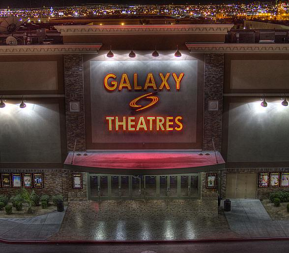 The Cannery Luxury+ Theatre is located at Cannery Casino & Hotel in North Las Vegas