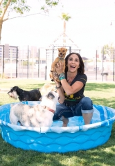 "Inaugural Hydrant ""Hangout"" Party for Pups and Peeps Oct. 22"