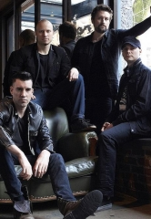 Theory of a Deadman to Perform Free Concert at Fremont Street Experience July 18