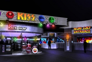 KISS By Monster Mini Golf Moves to Rio All-Suite Hotel & Casino Spring 2016