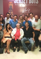 "Original Four Seasons Member Tommy DeVito Attends ""Jersey Boys"" at Paris Las Vegas"