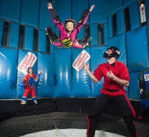 """Share The Love"" and Take Your Adventures to New Heights at Vegas Indoor Skydiving"