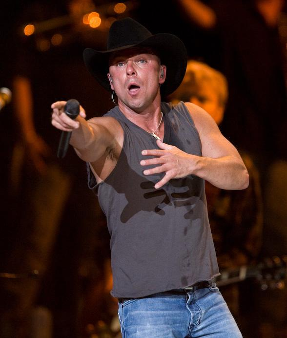 Kenny Chesney to Perform at The Joint in Hard Rock Hotel Las Vegas April 19-20