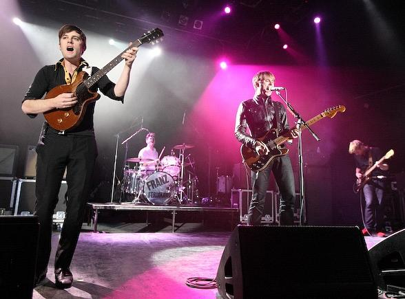Franz Ferdinand at Hard Rock Hotel