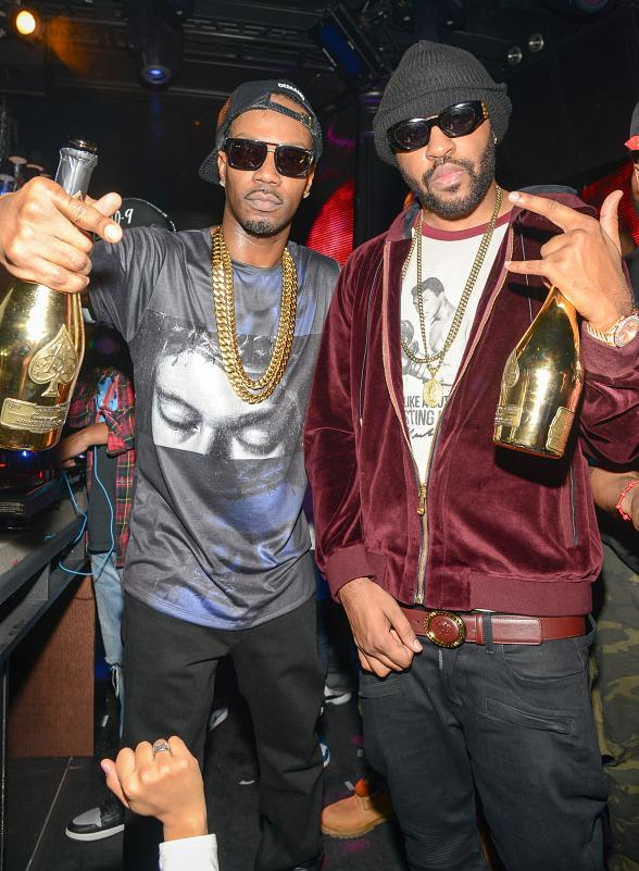 Juicy J, Mike WiLL Made It, Empire Records and more Ring in 2014 at Hard Rock Hotel Las Vegas