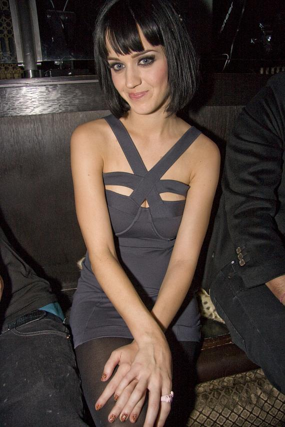 Katy Perry at LAVO (Photo Credit: Aaron Thompson)