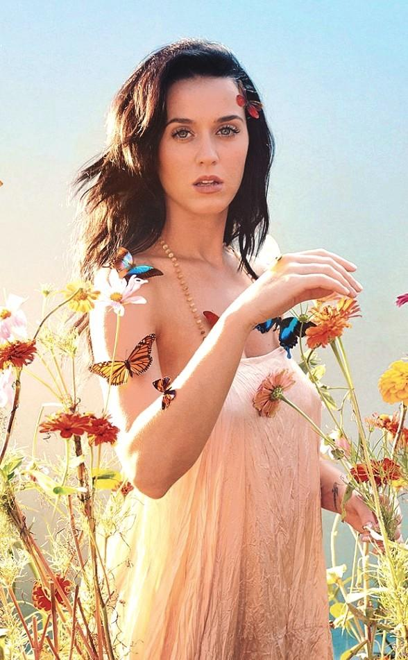 Katy Perry to Bring Prismatic World Tour to MGM Grand Garden Arena Sept. 26