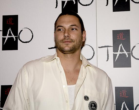 Kevin Federline at TAO (Photo credit: Grace Rakich)