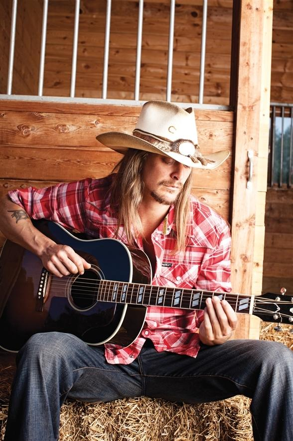 Kid Rock to Perform Two Shows at The Intimate House of Blues Las Vegas Jan 27-28, 2012