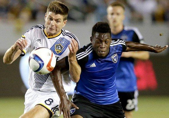 California Clasico to take place in Las Vegas: LA Galaxy faces San Jose Earthquakes in Exhibition Match Feb 13, 2016