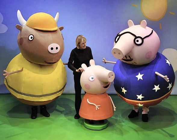 """Peppa Pig's Big Splash"" Visits Las Vegas on Friday, February 19"