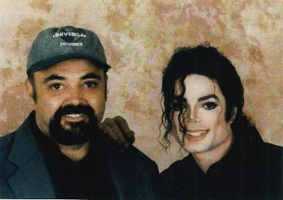 Larry Hart and Michael Jackson