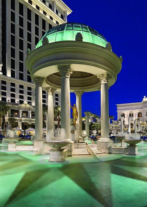 "Caesars Entertainment Resorts Awarded 46 ""Best of Las Vegas"" Awards"