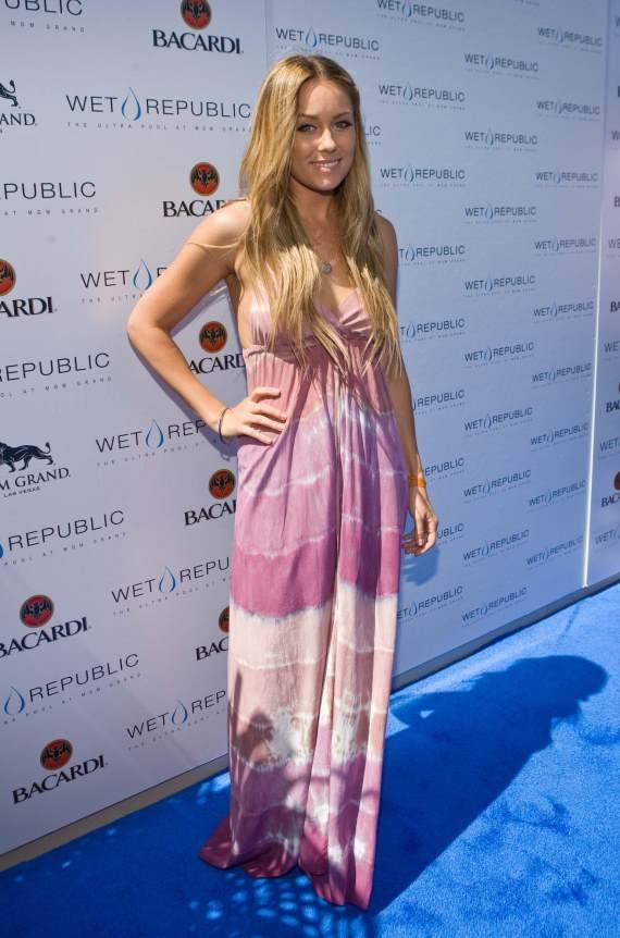 Lauren Conrad at Wet Republic, MGM Grand