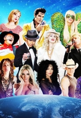 """Wet'n'Wild Las Vegas Duets with """"Legends in Concert"""" to Start Summer on a High Note"""