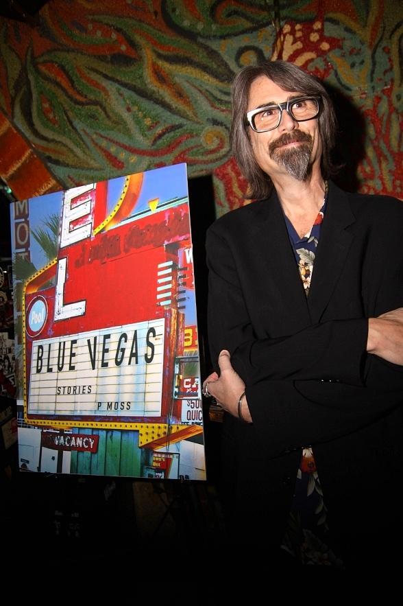 Author P Moss Celebrates 'Blue Vegas' Book Release at Double Down Saloon