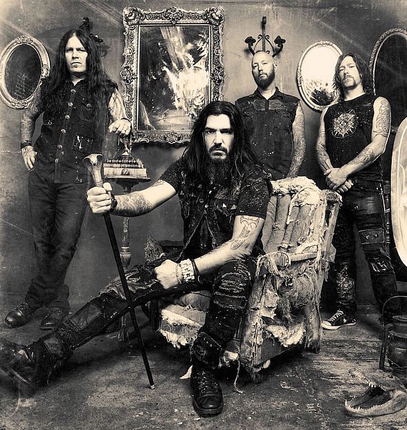 House of Blues Las Vegas Welcomes Machine Head March 1, 2018