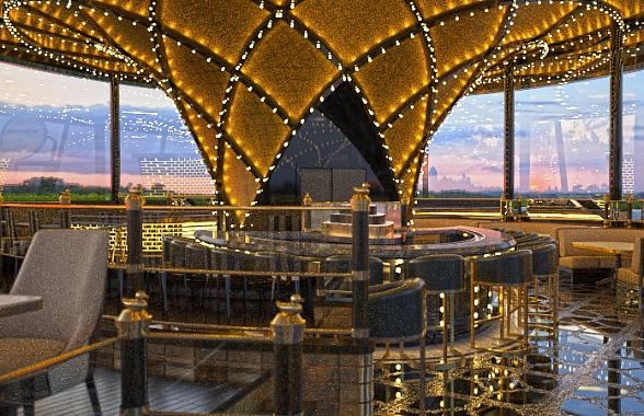 Sugar Factory American Brasserie Set to Open Largest Location Ever in Las Vegas