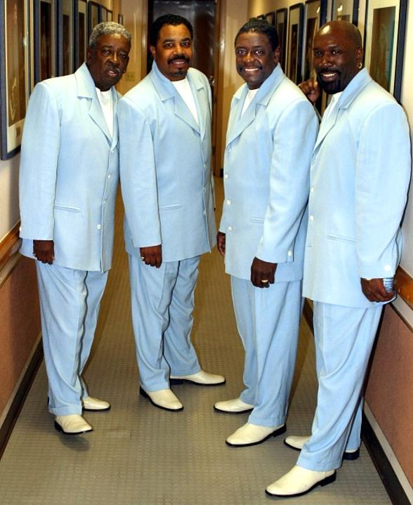 R&B Vocal Group The Manhattans to Perform Their Award-Winning Hits at Suncoast Showroom April 19-20