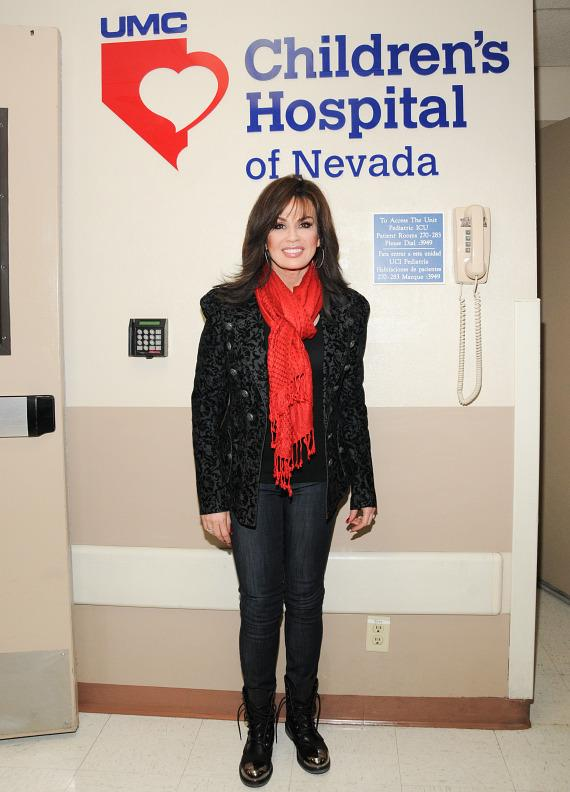 Marie at Children's Hospital of Nevada at University Medical Center