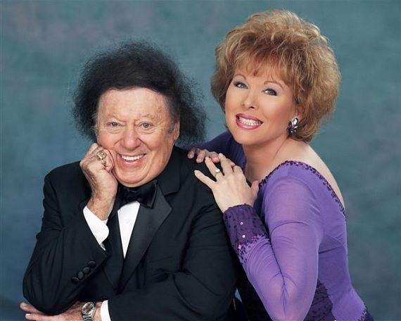 Marty Allen and Karon Kate Blackwell will appear at the South Point Showroom on June 12 & 13