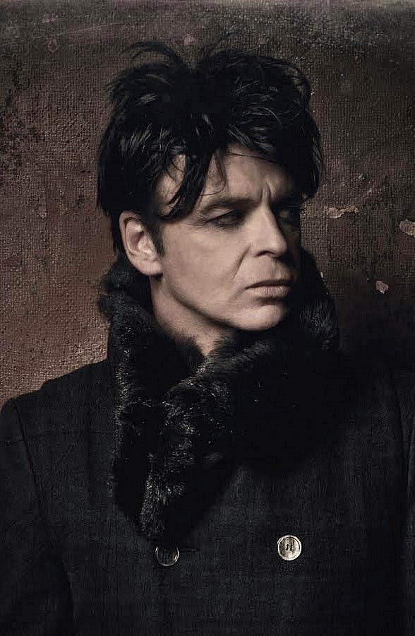 Electro-legend Gary Numan to Perform at Hard Rock Live Las Vegas March 7