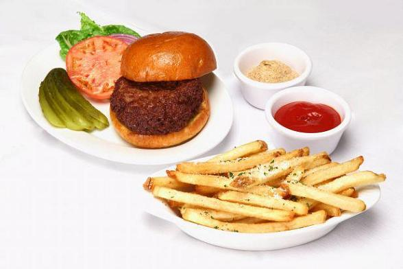 Stop by for awesome lunch specials like our Meatball Burger & fries from 11:30 a.m. to 2:30 p.m.