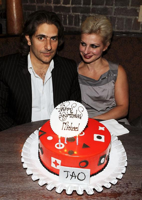 Sopranos star Michael Imperioli's and his with Victoria at TAO (Photo Credit: Denise Truscello)