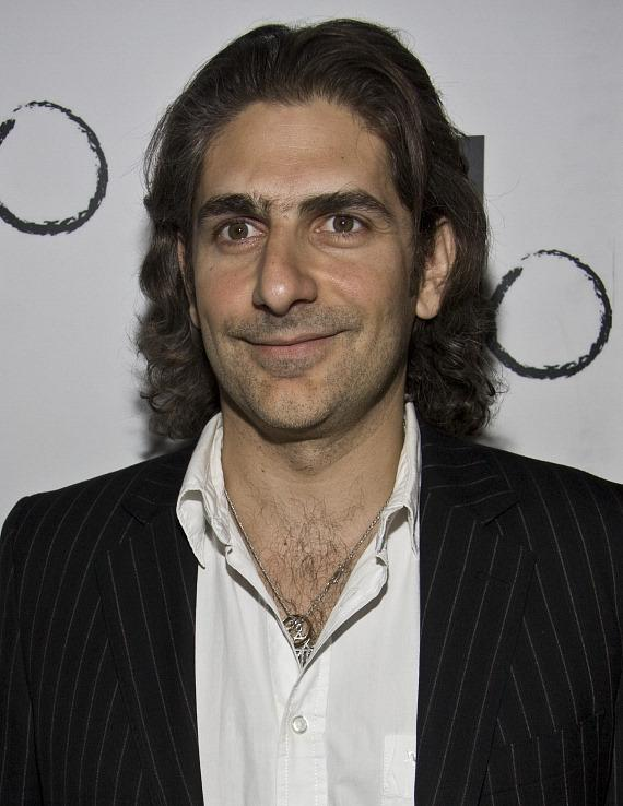 Sopranos star Michael Imperioli's on red carpet at TAO (Photo credit: Aaron Thompson)