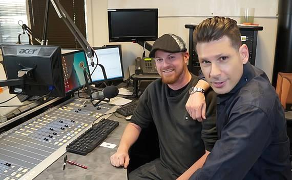 "Mike Hammer and Brian Shapiro will co-host a new show on CBS Sports Radio called ""The Vegas Take"""