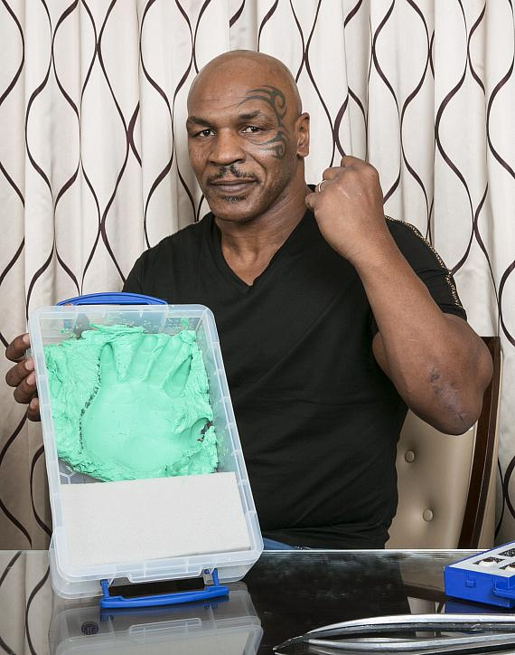 Boxing Legend Mike Tyson to Unveil World's First Mike Tyson Madame Tussauds Wax Figure in Las Vegas Tuesday, Dec. 1