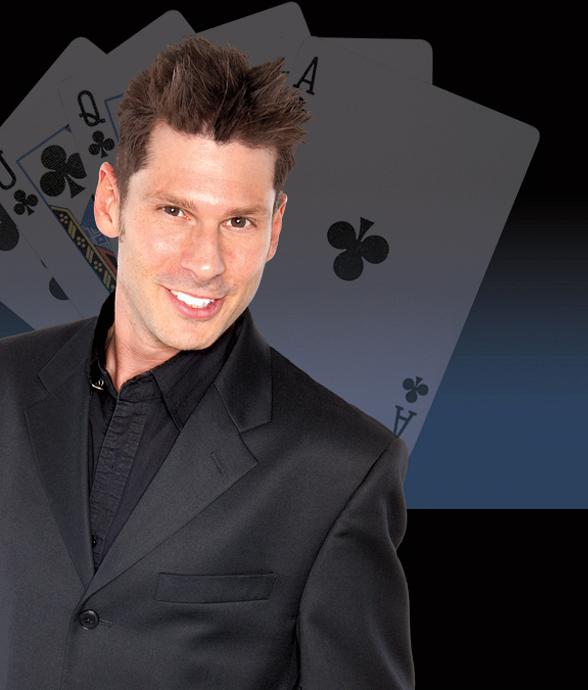 Mike Hammer Comedy Magic Show at Four Queens Hotel & Casino