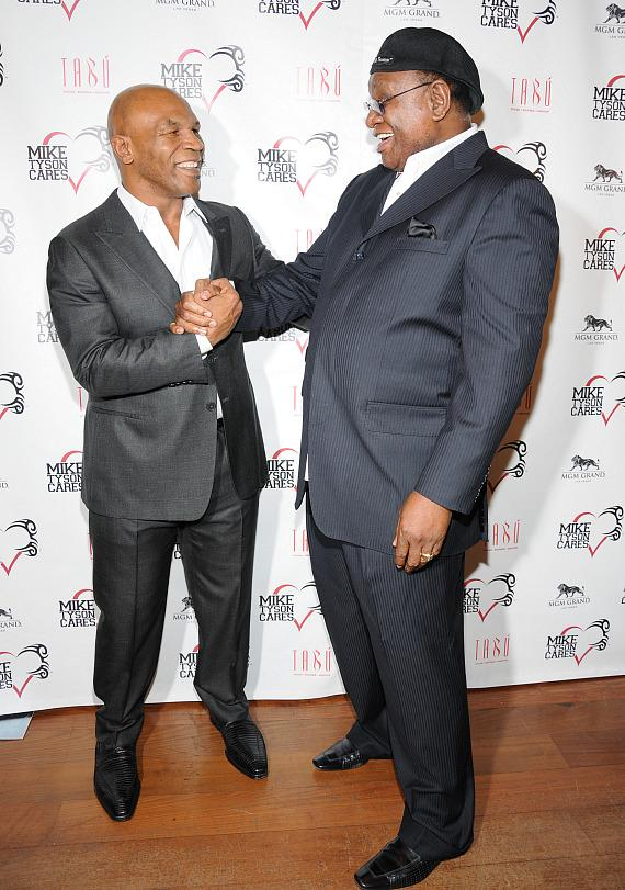 Mike Tyson and George Wallace