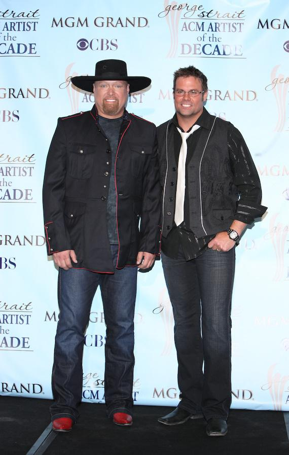 Montgomery Gentry and Troy Gentry