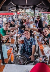 Motley Brews' Downtown Brew Festival Celebrates Fifth Anniversary Under the Stars with Craft Beer, Local Chefs and Live Music Oct. 22