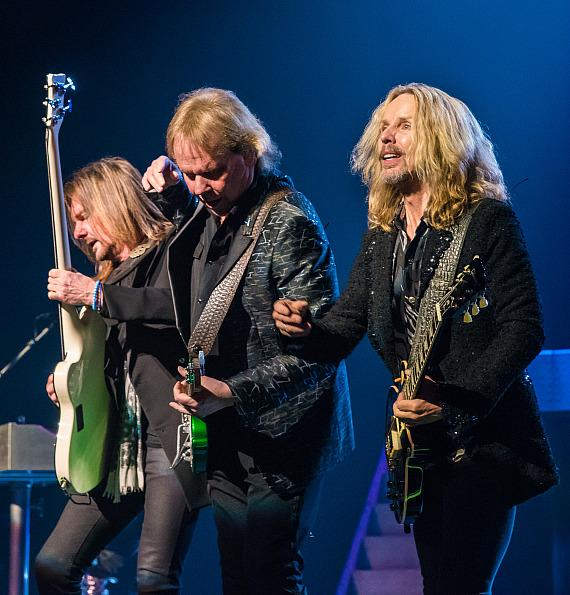 "Styx and Don Felder Rock The Venetian Theatre During Opening Weekend of their ""Renegades In The Fast Lane"" Five-Night Limited Engagement"