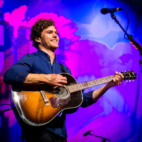 Photo Gallery: Vance Joy performs at Brooklyn Bowl Las Vegas