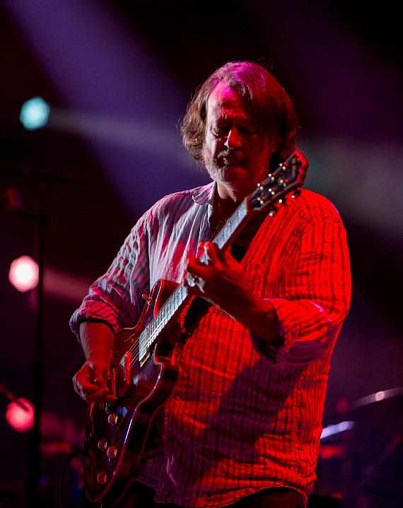 Widespread Panic performs at The Joint at Hard Rock Hotel & Casino in Las Vegas