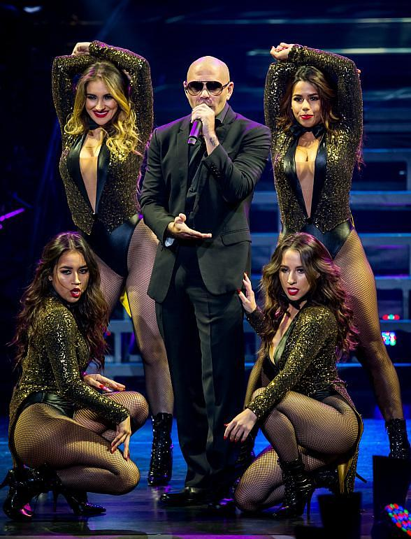 "Pitbull Returns in 2018 to Headline ""Time of Our Lives"" at The AXIS at Planet Hollywood Resort & Casino"