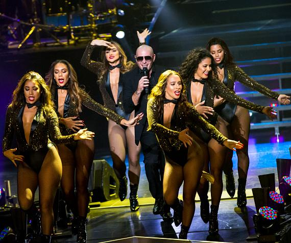 Pitbull Launches Limited Las Vegas Engagement at Planet Hollywood Resort & Casino
