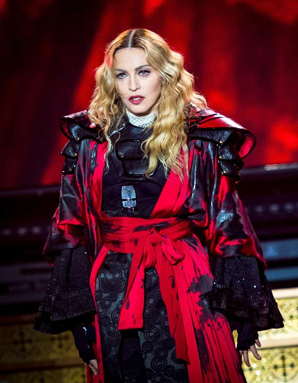 "Photo Gallery: Madonna's ""Rebel Heart Tour"" hits MGM Grand Garden Arena in Las Vegas"