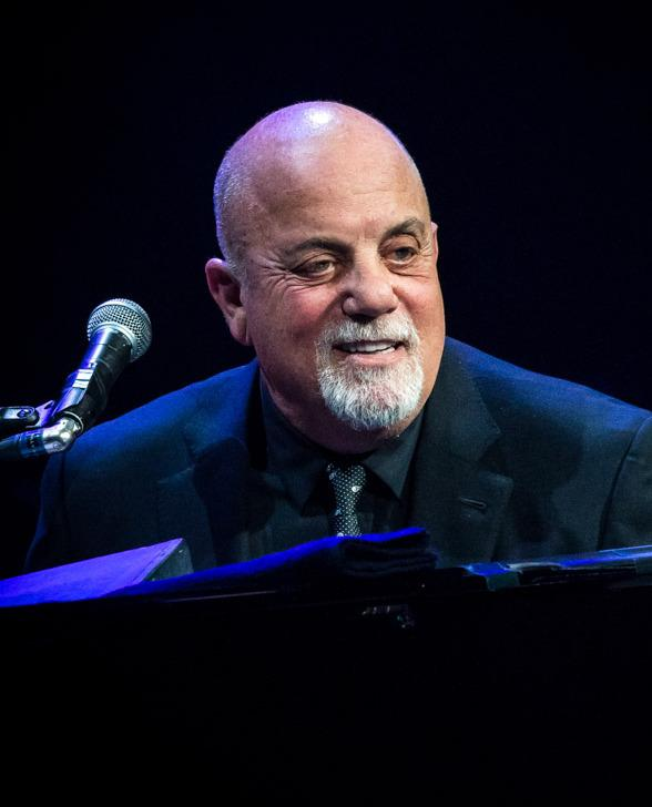 Billy Joel performs at T-Mobile Arena in Las Vegas