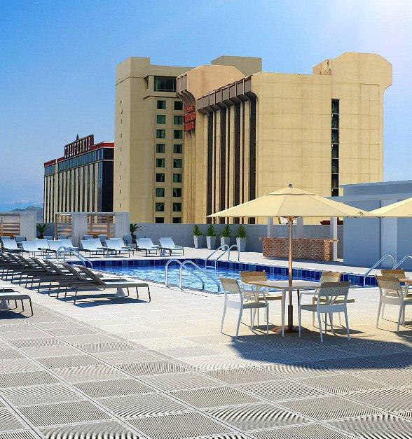 Plaza Hotel & Casino to Start Multi-million Dollar Pool Renovation