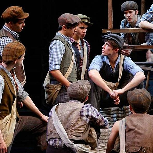 "Disney's Tony Award-Winning ""Newsies"" to Hold Auditions for Male Dancers in Las Vegas Jan.  31 for Broadway and North American Tour"