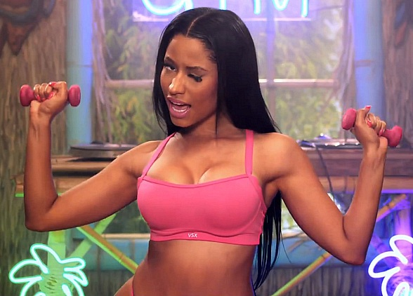 The World's First Nicki Minaj Wax Figure to Debut at Madame Tussauds Las Vegas Aug. 4