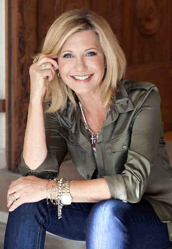 "Easter Seals Nevada Honors Olivia Newton-John with First-Ever ""Four Star Award"" for Outstanding Charitable Contributions at 2nd Annual Women's Tea"
